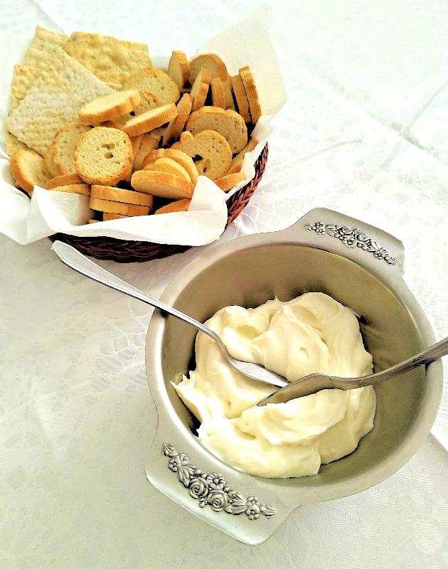 Patê de gorgonzola