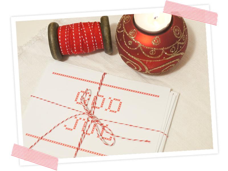 Zeit für die Weihnachtspost. Wunderschöne Weihnachtspostkarten zum selberdrucken! Freebie/ Printable/ Christmascards
