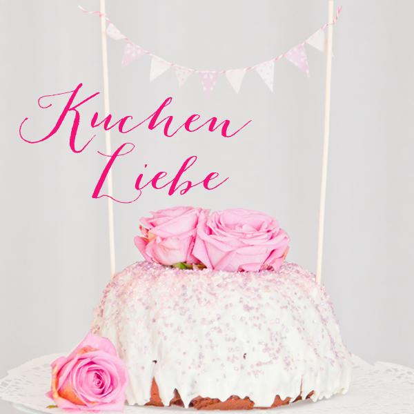 Kuchenliebe: Einen Marmorkuchen meinem kleinen DIY in etwas Besonderes verwandeln.
