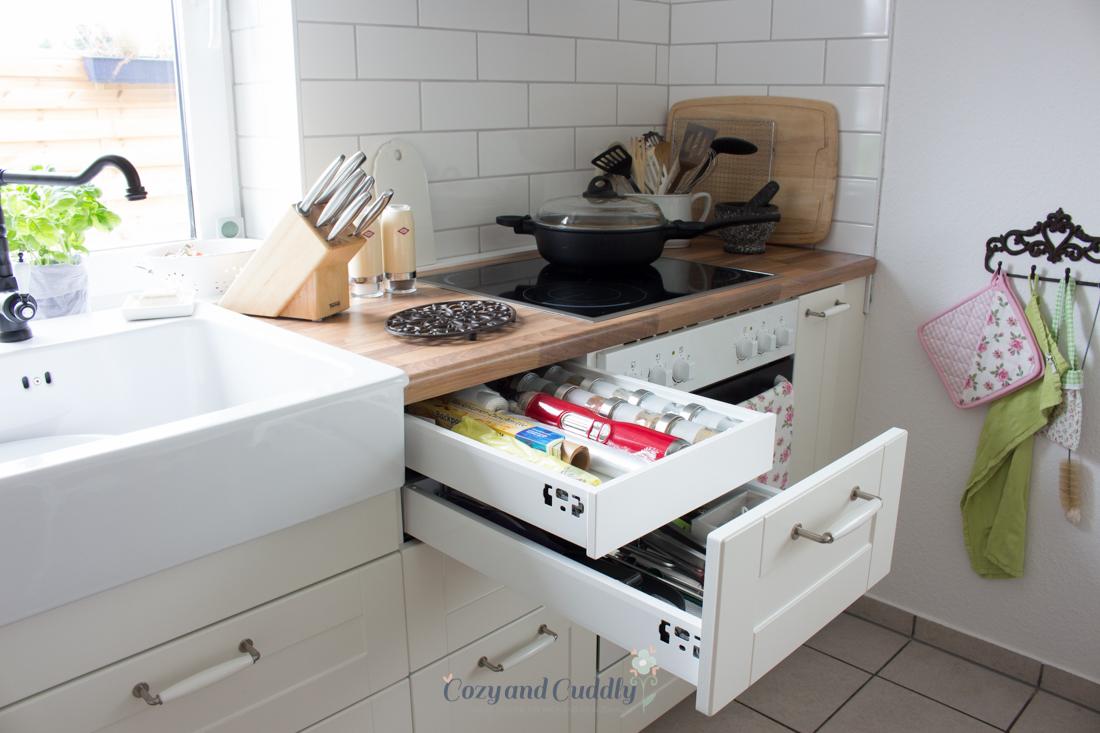 Einbauküchen ikea erfahrungen  Die neue Ikea-Küche. Auf diesen Post habe ich mich ewig gefreut ...