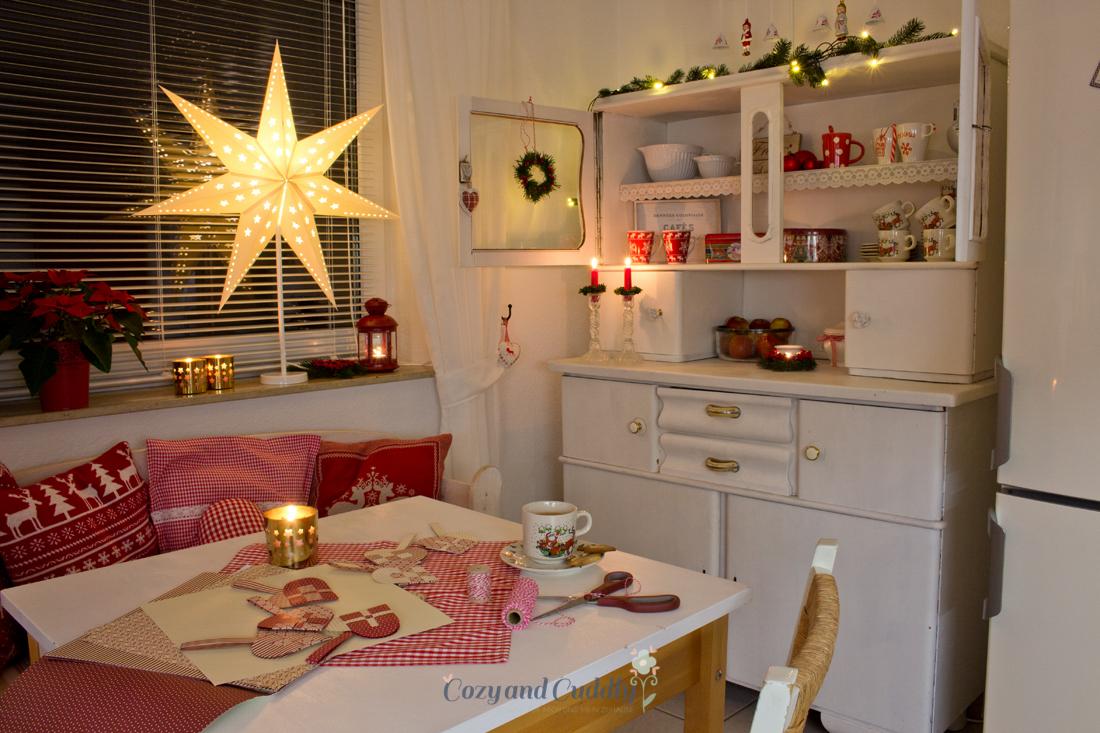 Unsere Weihnachtliche Küche Cozy And Cuddly