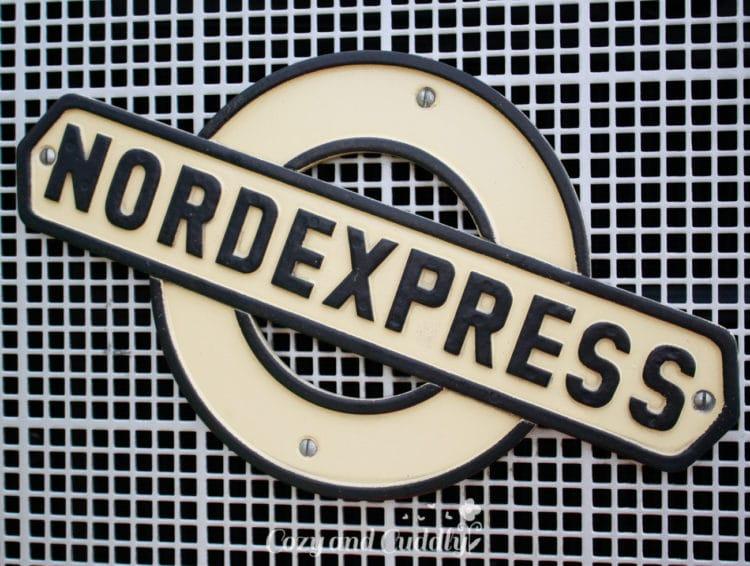 Unterwegs mit dem Nordexpress
