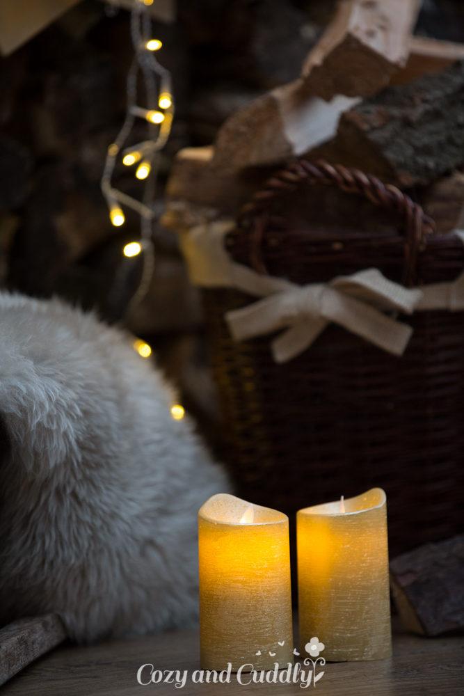 Weihnachten: Adventskalender basteln mit Kraftpapier-Tüten/ Papiertüten