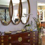 Lilac living room via Cozy•Stylish•Chic
