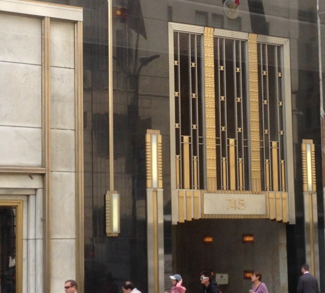 Art Deco Influences in New York City