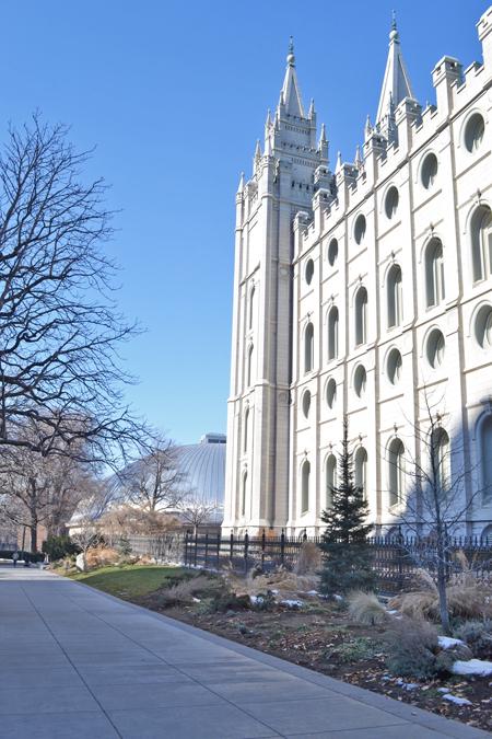 Salt Lake City architecture