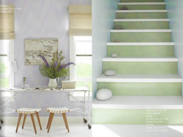 Benjamin Moore Color Trend 2014 Palette