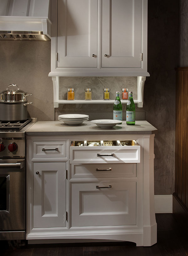 Luxury Cabinetry A Modern Heart And Historic Soul Cozy