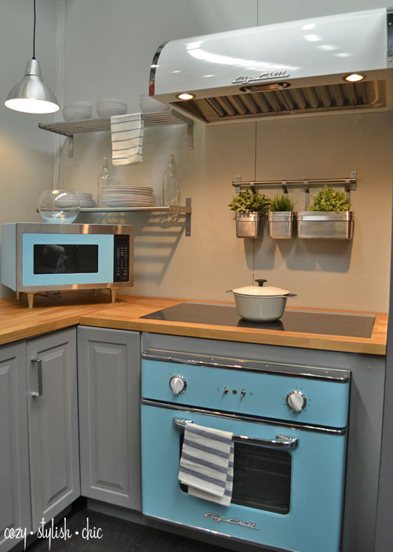 Retro Kitchen Appliances-Vintage meets Technology