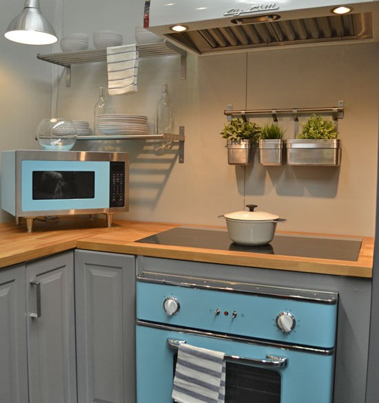 Retro Kitchen Appliances – 50s Styling with Today's Modern Technology