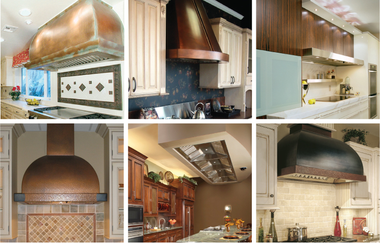 Prizer Custom Kitchen Hoods