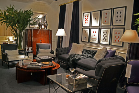 The Sophisticated Man Room