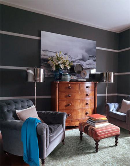Sophisticated Man Room - Thom Filicia