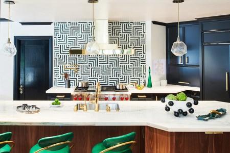 2018 Pasadena Showcase House Kitchen - Jeanne K Chung   Cozy Stylish Chic