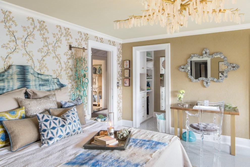 Pasadena Showcase House-Cozy Stylish Chic