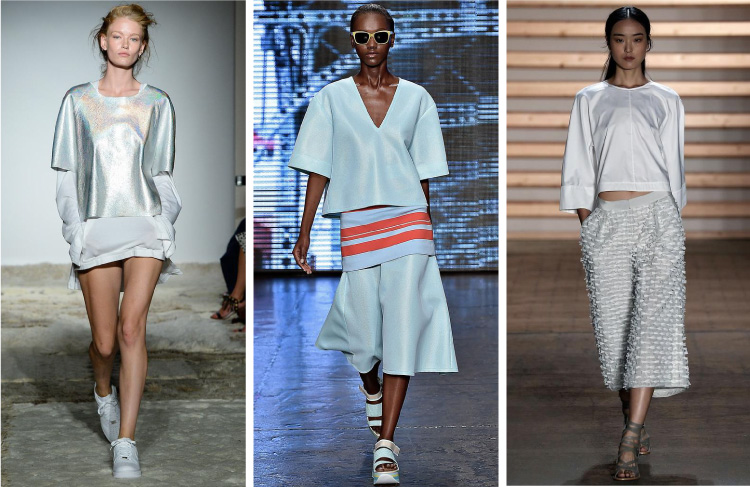 New York Fashion Week Spring/Summer 2015 Trends - Boxy Minimalism | Cozy•Stylish•Chic