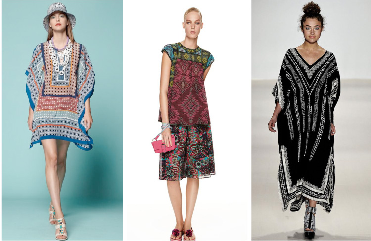 New York Fashion Week Spring/Summer 2015 Trends - Gypsetter | Cozy•Stylish•Chic