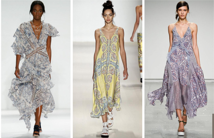New York Fashion Week Spring/Summer 2015 Trends - Romance | Cozy•Stylish•Chic
