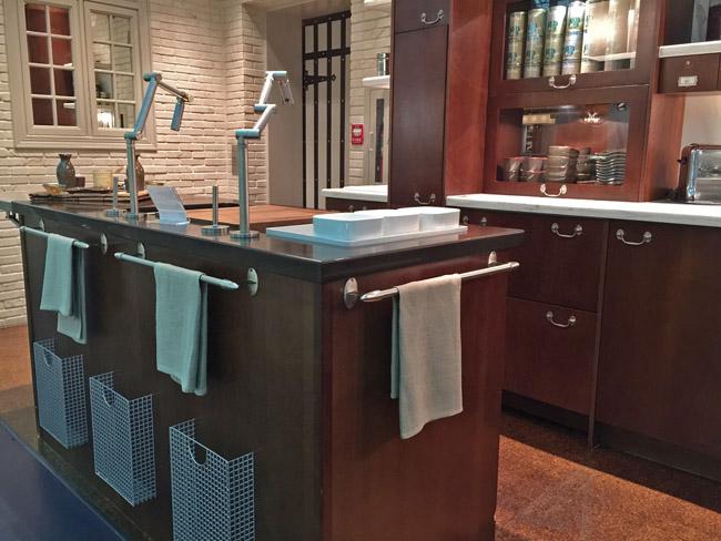 Kohler Karbon kitchen - Kohler Design Center