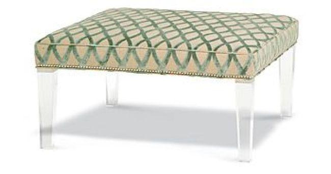Sandestin ottoman by Taylor King