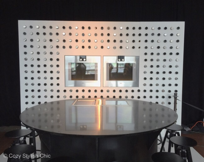 Caesarstone and Gaggenau - DIFFA Dining by Design 2015
