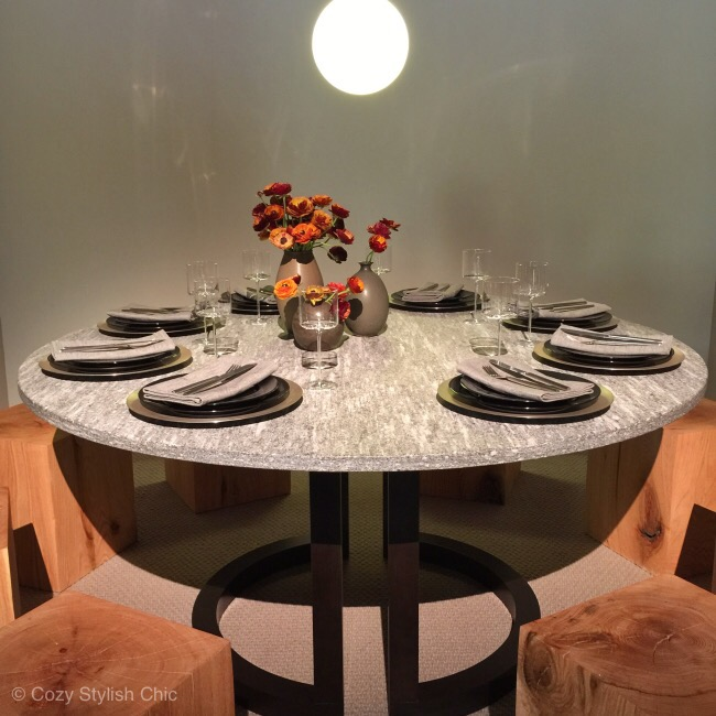 Calvin Klein Home-DIFFA Dining By Design 2015 #DBD2015