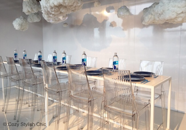 Smart Water- DIFFA Dining By Design 2015 #DBD2015
