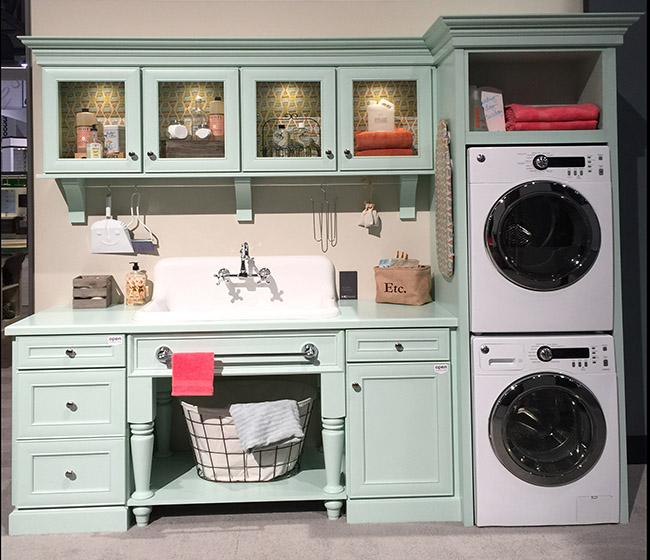 KBIS 2016 kitchen and bath trends