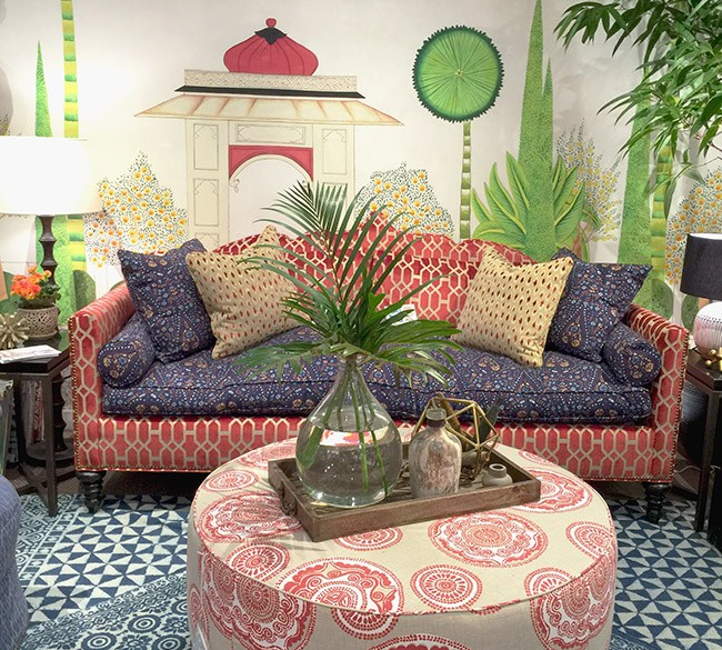 8 Interior Design Trends Seen at High Point Market