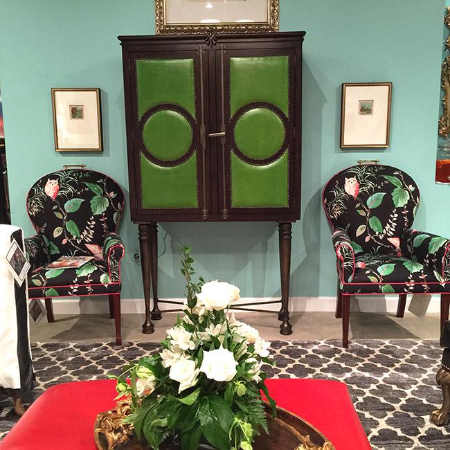 High Point Market Spring 2016 Interior Design Trends via Cozy•Stylish•Chic
