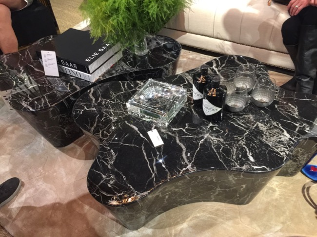 Pushing the boundaries with stone - High Point Market Fall 2016