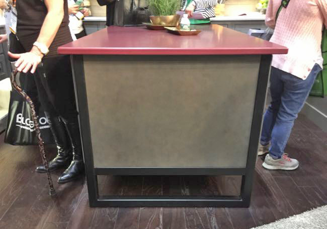 Top Kitchen and Bath Trends 2017 - Cabinetry as Furniture
