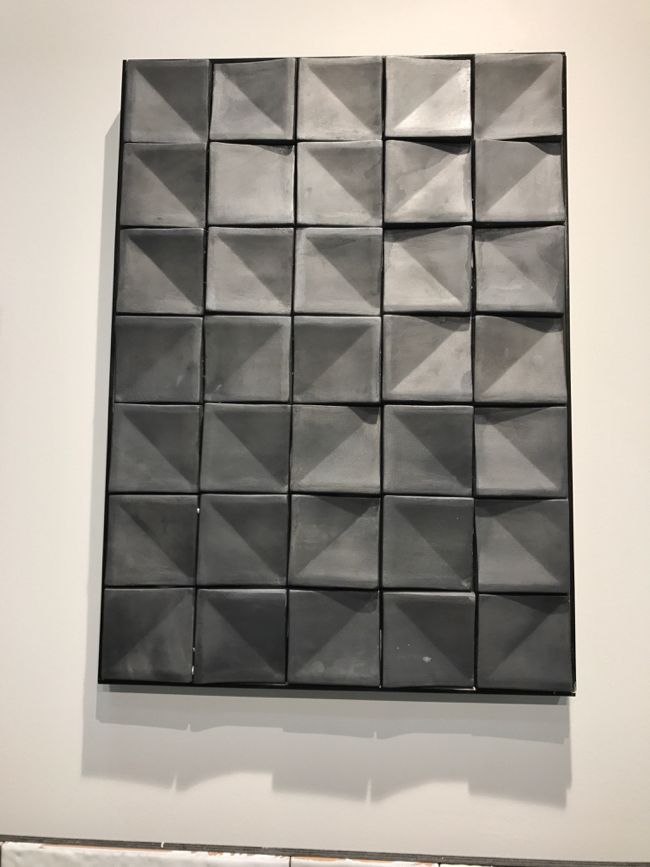 Coverings 2017 - matte black trend