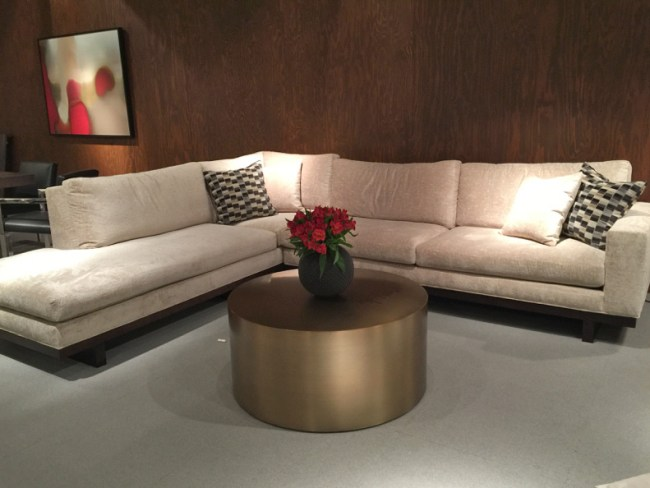 """""""Studio MB"""" high-quality Mid-century modern upholstery by Milo Baughman for Thayer Coggin"""