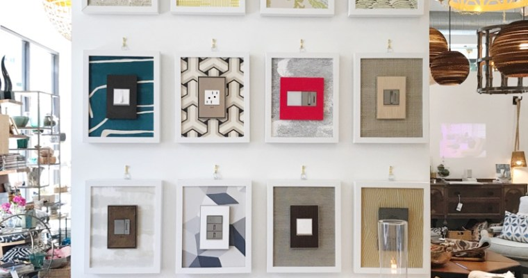 Customizing the Home with Designer Light Switches and Wall Plates