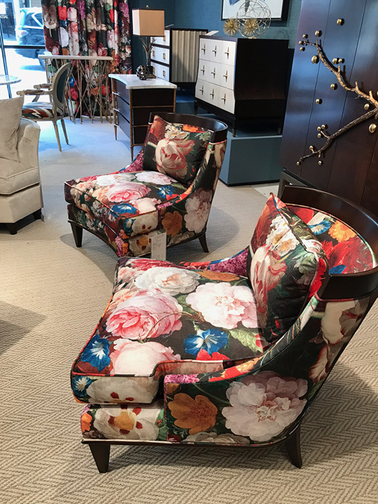 High Point Market Fall 2017 trends - Ambella Home via Cozy Stylish Chic