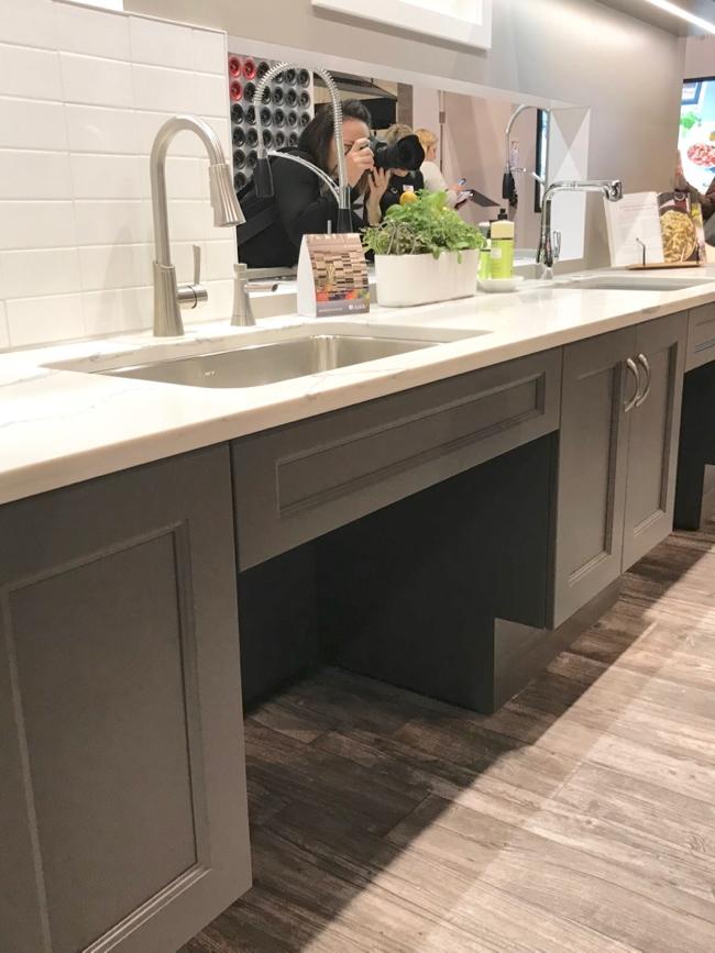 Elkay ADA-compliant kitchen sink