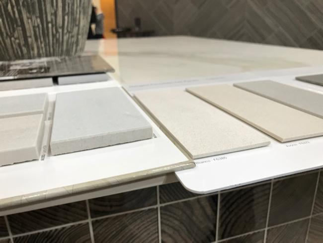 2018 tile trends - gauged porcelain panels