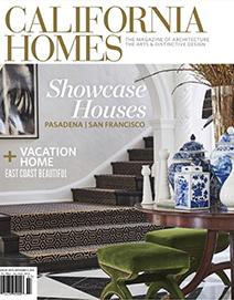 2018 Pasadena Showcase House Kitchen - California Homes, July/August 2018