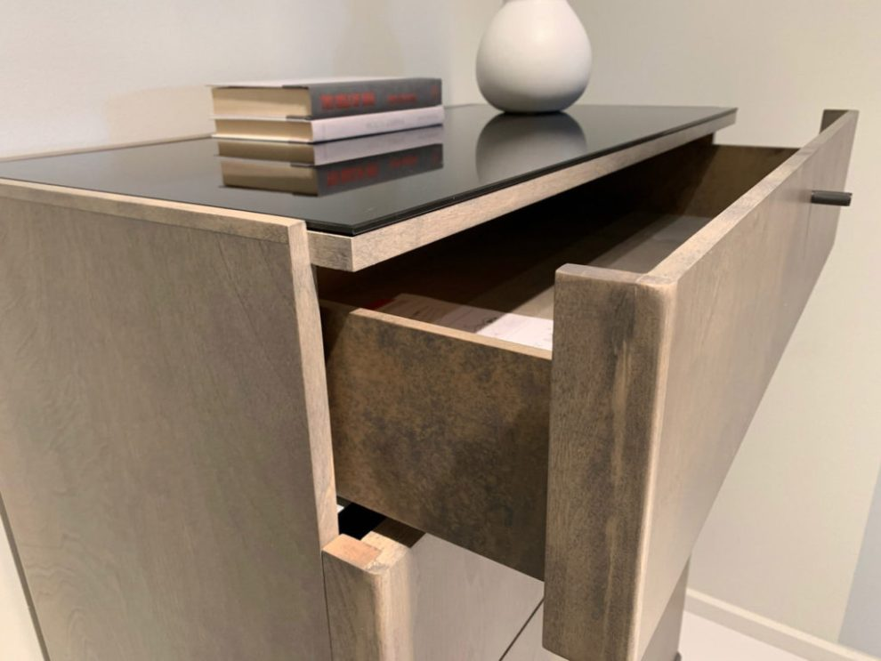 2019 Spring design trends -rounded corners on dresser -  Huppe, Highpoint Market