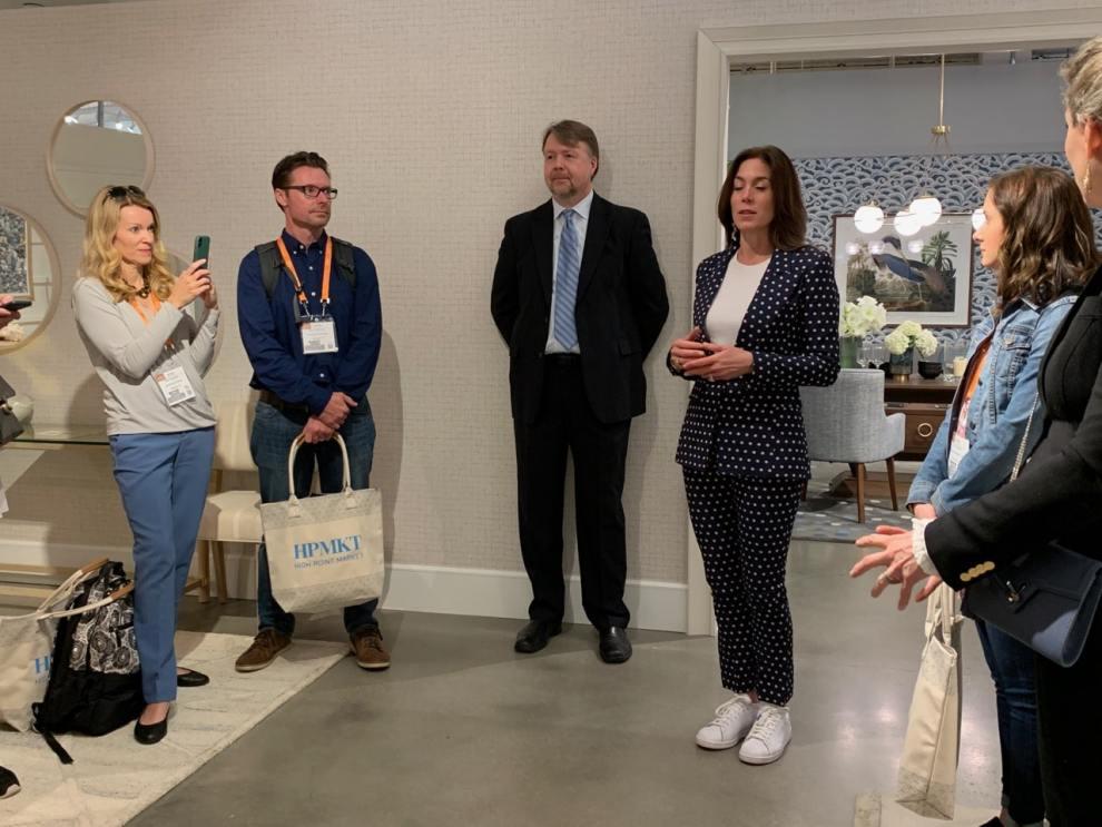 Highpoint Market Insiders Tour with Sarah Richardson