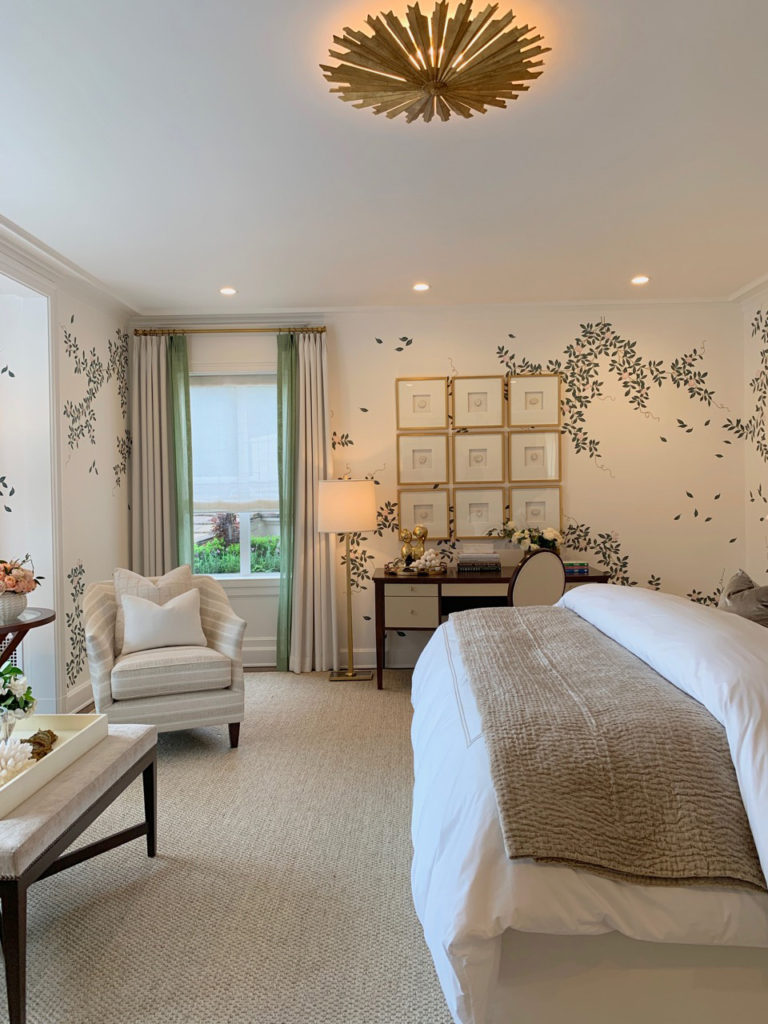 2019 Pasadena Showcase House - Master Bedroom
