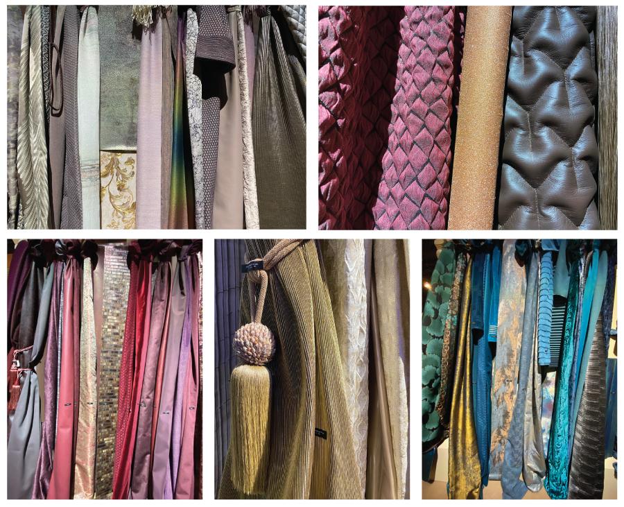 Heritage Lux Textile Trends - Heimtextil 2020