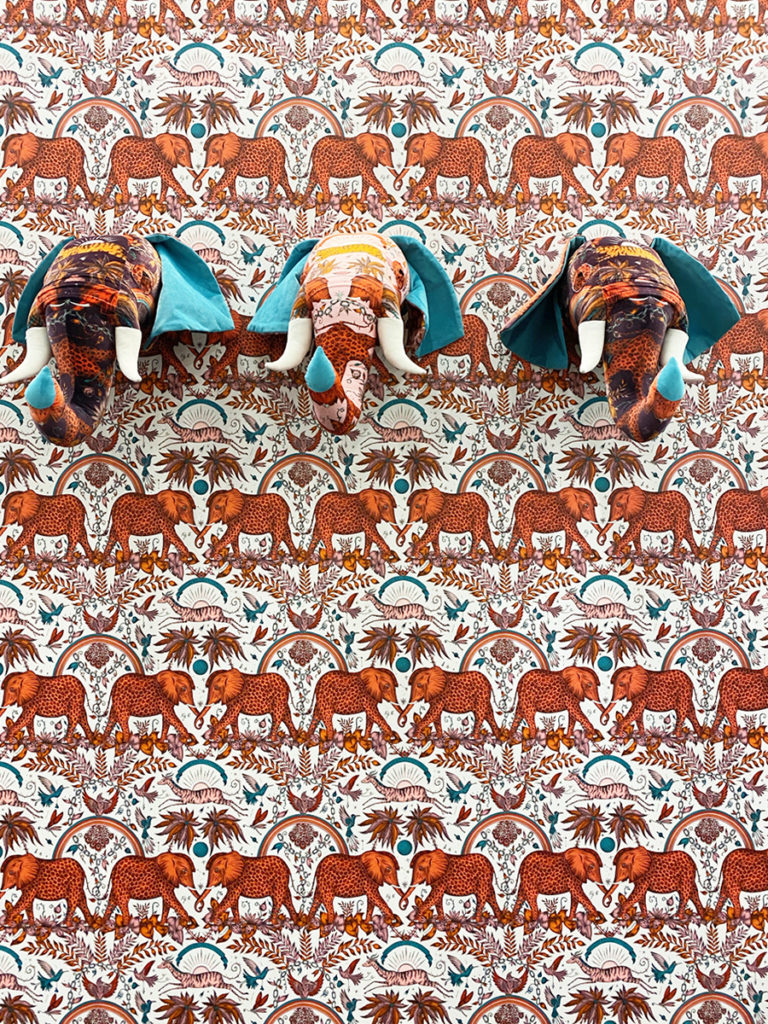 Animalia Textile Trend
