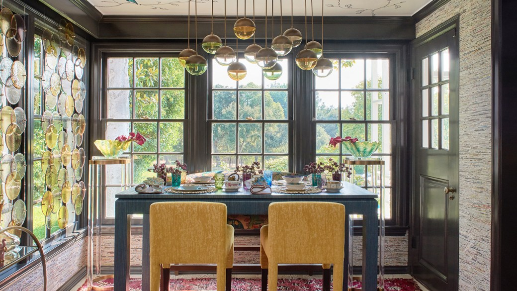 Breakfast Room Ideas from The 2020 Pasadena Showcase House