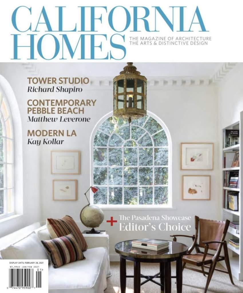 CA Homes Jan-Feb 2021 cover