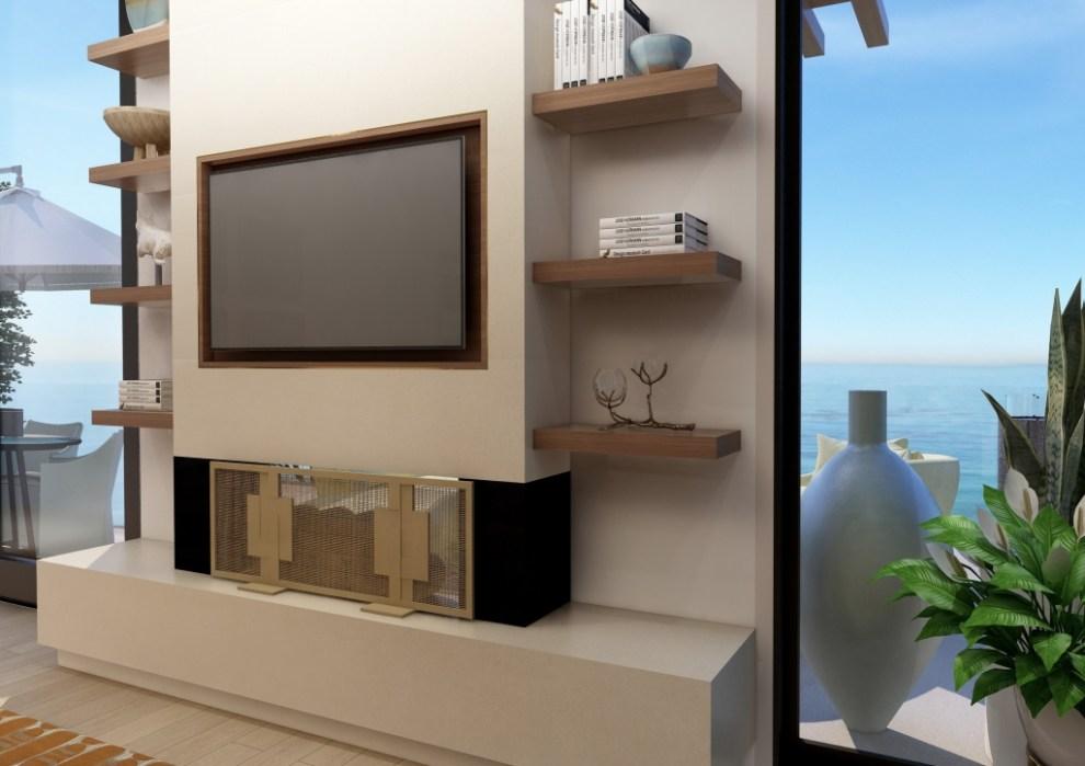 Malibu Master Bedroom designed by Pasadena , CA interior designer Jeanne K Chung of Cozy Stylish Chic