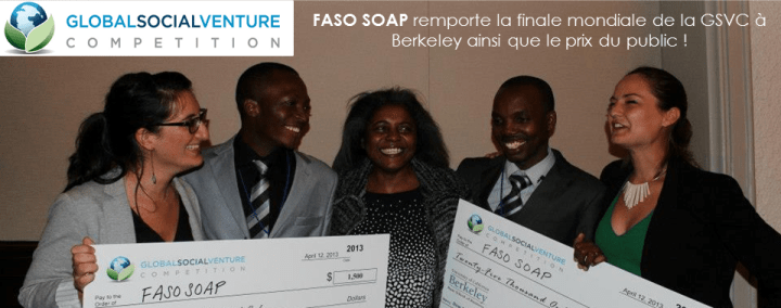 faso soap winners