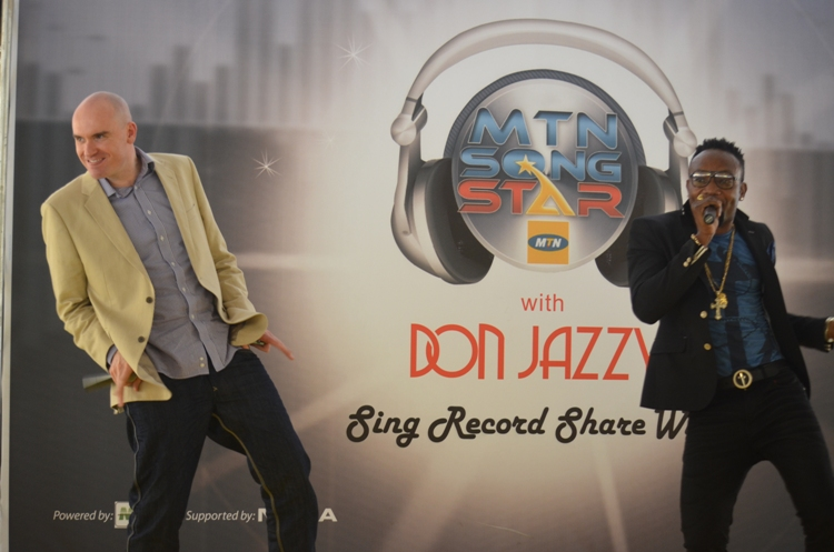 mtn song star with don jazzy