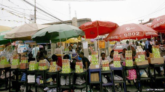 nigerian phone industry
